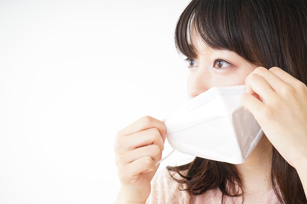 ムレや雑菌による肌トラブル