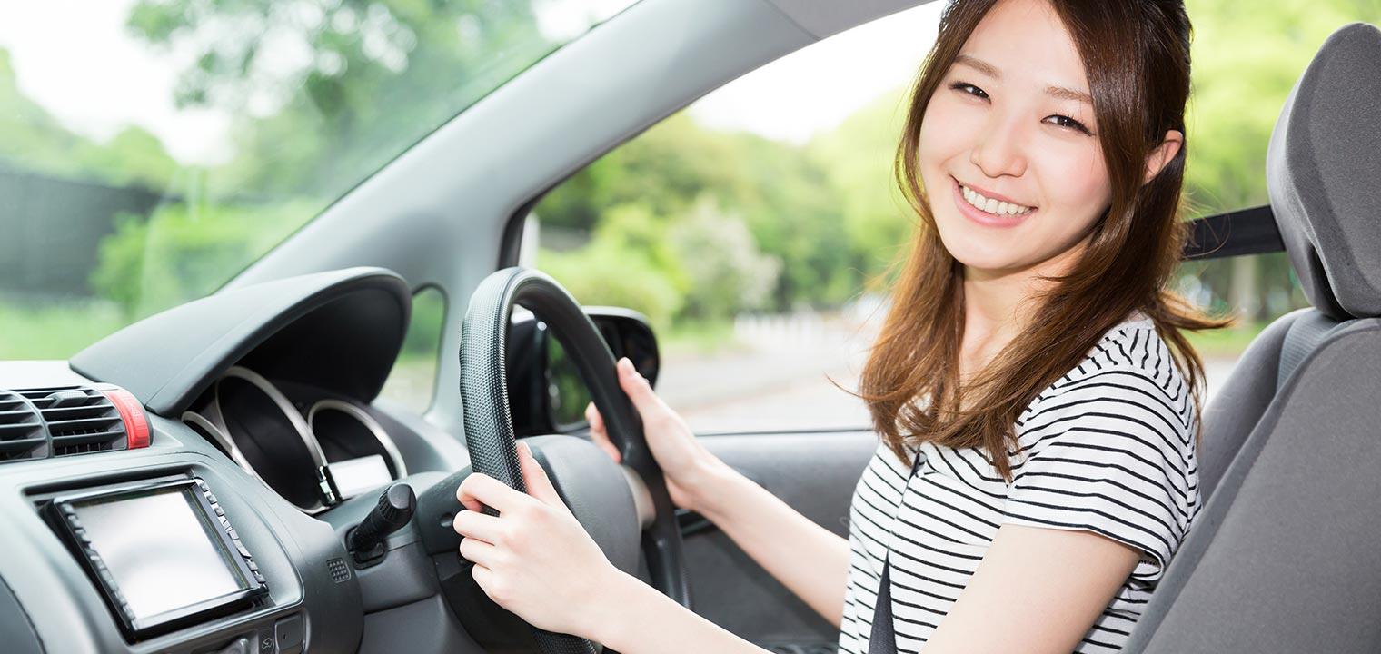 運転中の日焼け対策してますか?紫外線はお肌の天敵!