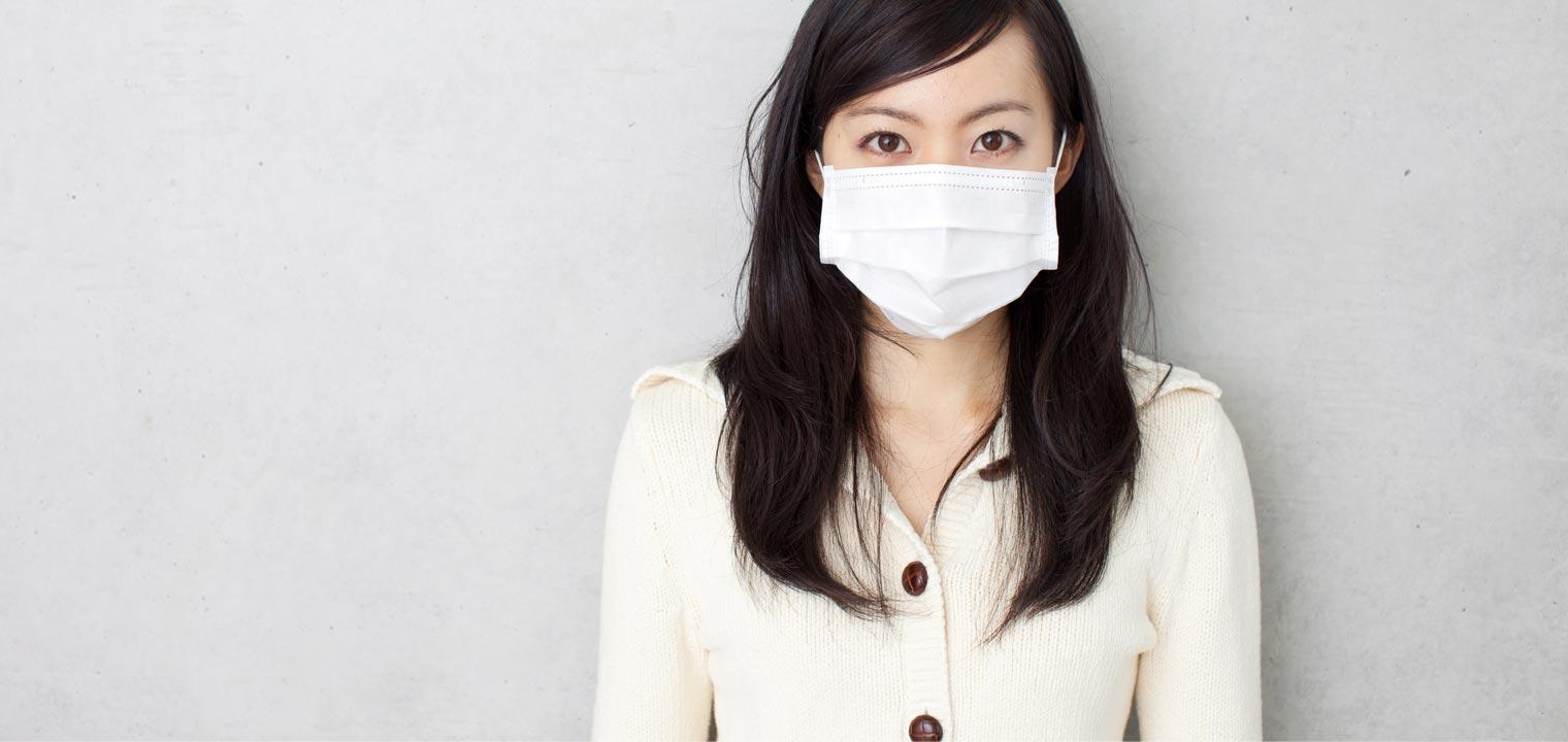 マスクで肌荒れ!?肌荒れする原因と効果的な予防法