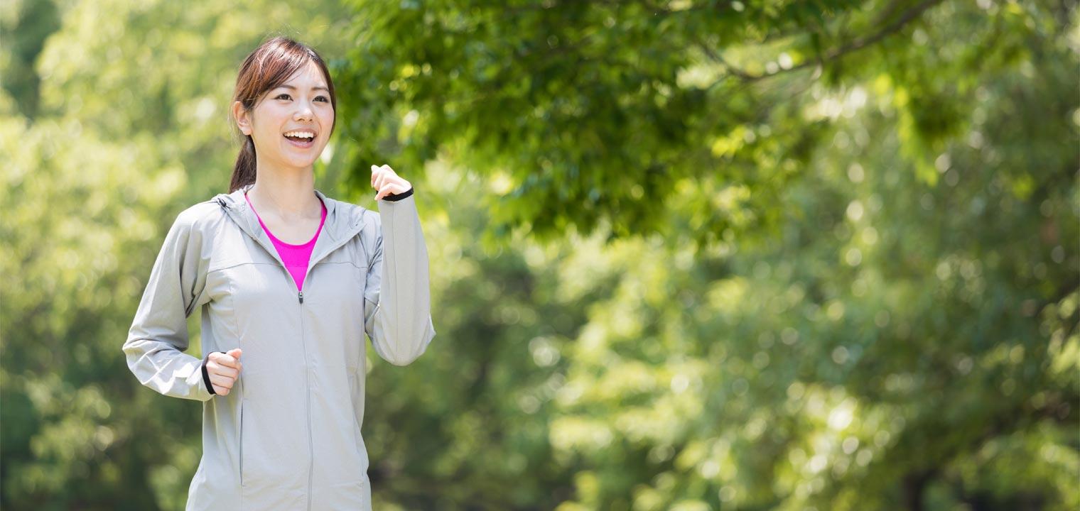 効果的に歩こう ウォーキングダイエットを成功させるコツ